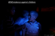 #ENDviolence against children