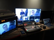 New multi-cams shooting for United Kingdom Embassy, Transparency Maroc and TransparencyInternational
